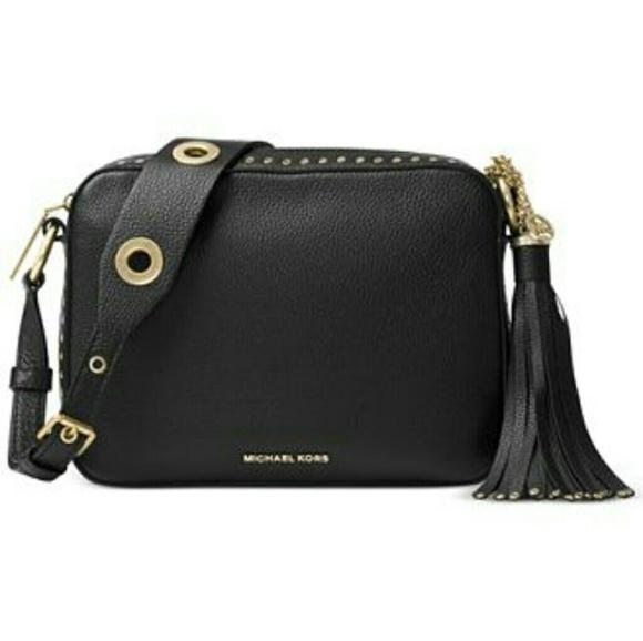 b22488d8c2 Michael Michael Kors Brooklyn Large camera bag